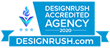 DesignRush.com Accredited Agency